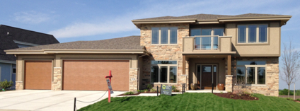 Two Story Midwest Homes Inc