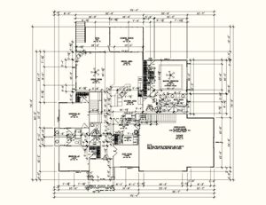 Custom plans midwest homes inc for Midwest house plans